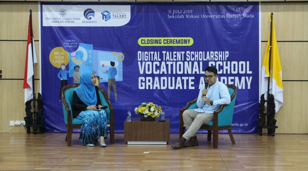 Penutupan Vocational School Graduate Academy Vsga Sekolah Vokasi Ugm